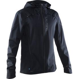 """Salming M's Abisko Rain Jacket Black"""